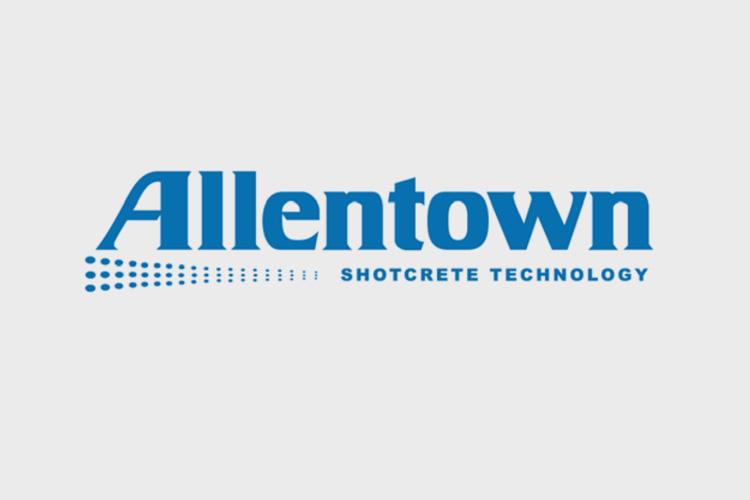 Allentown Shotcrete Technology Logo