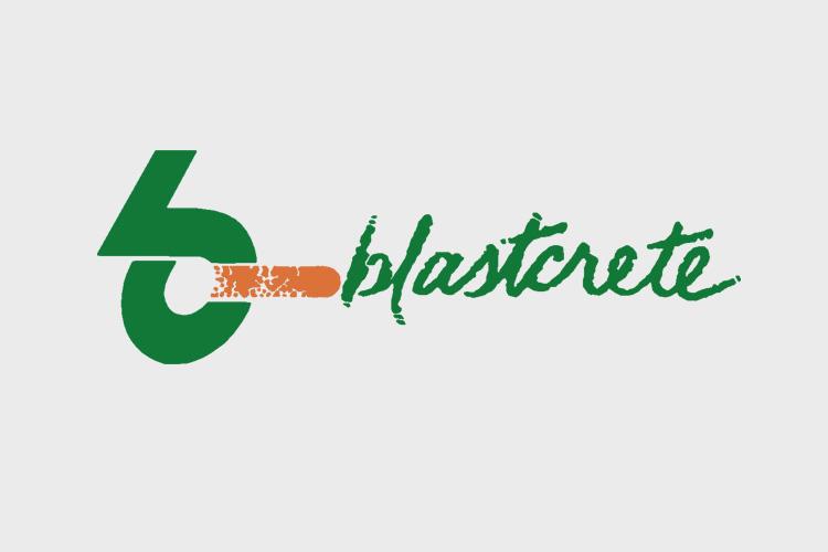 Blastcrete Equipment Logo