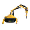 THE BROKK 110 is the new generation of demolition robots