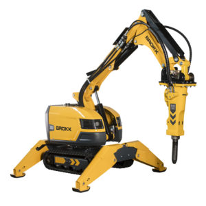 Brokk 200 - The Masterpiece of Muscle, Reach and Size