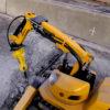 Demolition robot: Brokk 60 Mark II – More power in minimal spaces