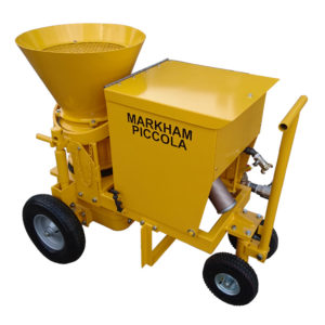 Markham Piccola Gunite Machine