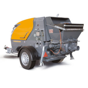Putzmeister Mortar Machines / Manufacturers / Products / Hire and Sales