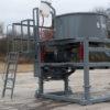 2200lb Pan Mixer