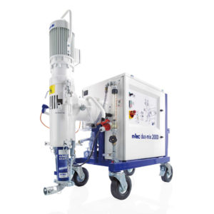 Duo-Mix 2000 Si FE Self-Leveling Screed Mixer Pump