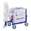 Duo-Mix 2000 Si Plaster Render Spraying Mixer Pump