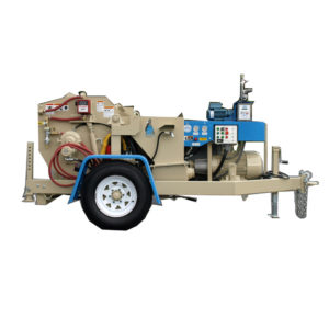 MR-450 Refractory Concrete Repair Machine