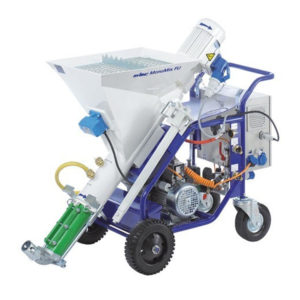inoMAT M8 / Industrial Grouting Machines / Hire and Sales