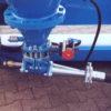Uelzener T115 Vessel Type Gunite Machine
