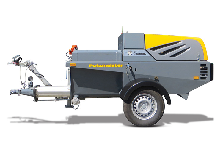 A range of Floor Screed Machines designed to transfer quality screed to your intended installation / work site